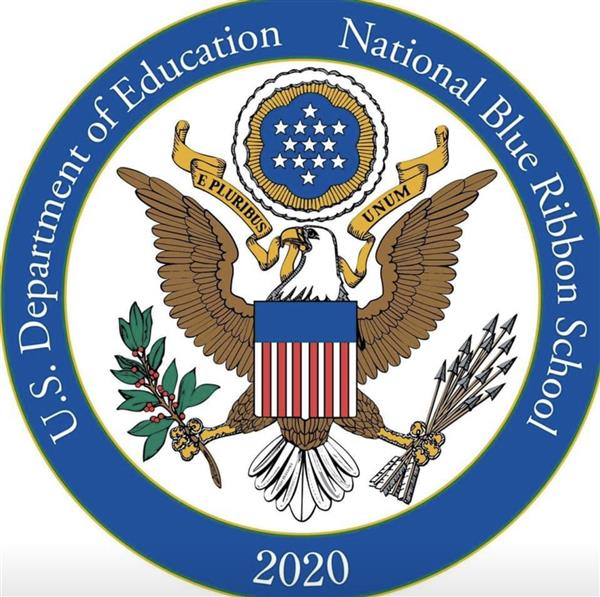 We have been designated as an Exemplary High Performing National Blue Ribbon School for 2020